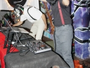 Swing disorder madrid electro 4