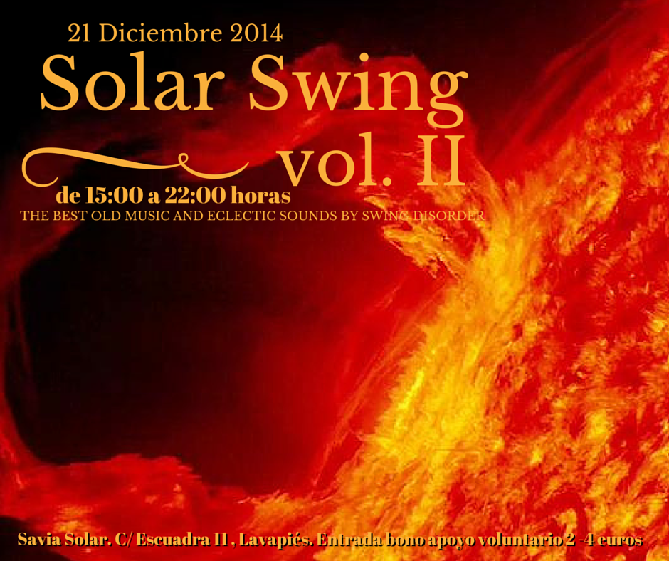 solar swing  vol. II