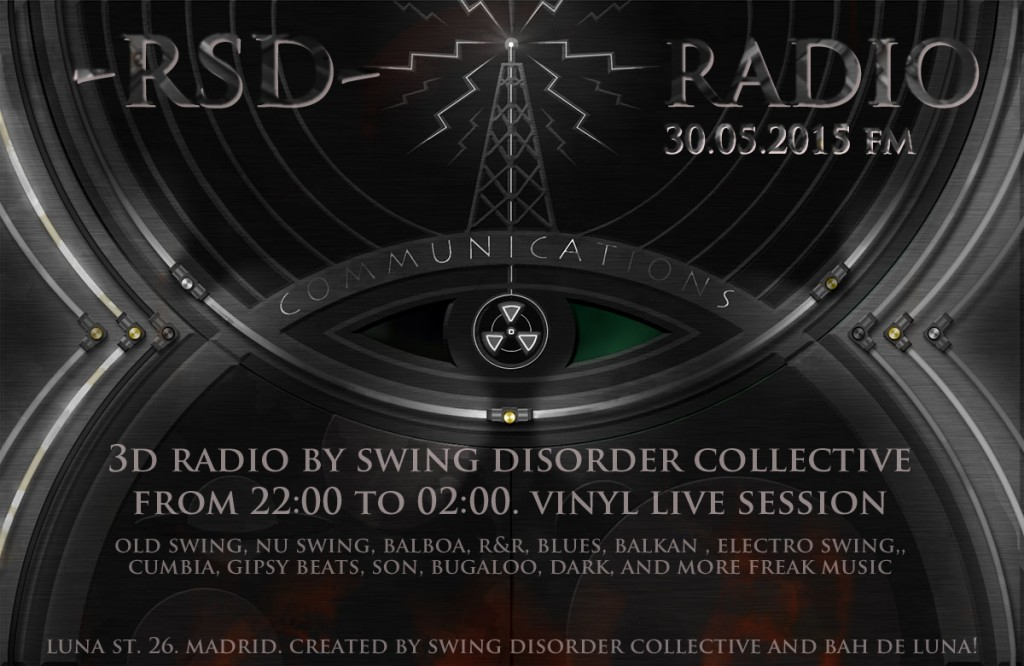 Radio Swing Disorder electro swing dance