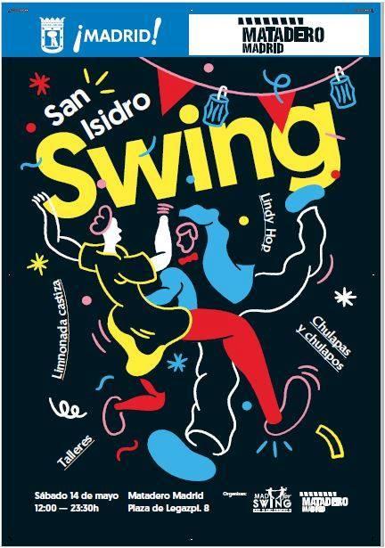 swing disorder dj madrid san isidro